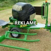 Bale Wrapper; A Modern Equipment for Agriculture